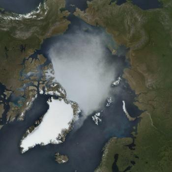 """Melded Arctic"" by Charlie Lloyd"